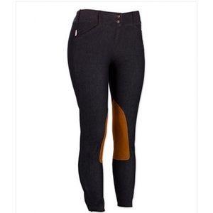 NWT!! The tailored sportsman breeches-micro denim